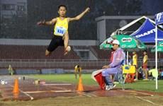 第26届胡志明市国际田径公开赛开幕 国内外55名运动员参赛(组图)