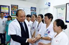 政府总理:K医院应以治疗效果和患者满意度作为奋斗目标