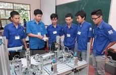 越南推动职业培训改革落地生根 有效满足融入国际社会的需求