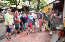 新冠肺炎疫情:越南要求旅游单位不接待来自疫区的游客