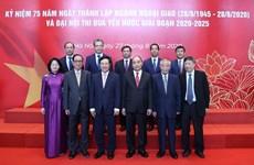 政府总理阮春福:借助外力 发挥内力 推动国家快速可持续发展