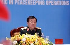 越南与联合国安理会:提高妇女在维和行动中的作用