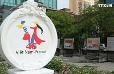 """""""法国建筑在西贡的烙印""""展览会开展"""