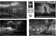 越南获得第十四届Orhan Holding国际摄影大赛的12个奖章