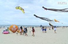 岘港市接待国际游客继续猛增