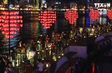 来越南岘港市共度一个浪漫的情人节