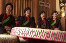越南北宁官贺民歌——艺术永垂不朽
