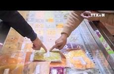越南参加日本国际食品与饮料展