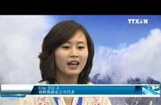 朝鲜旅游产品推广活动首次在越南举行