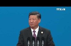 """阮春福总理出席 """"一带一路""""国际合作高峰论坛"""