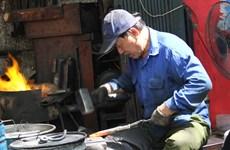 河内古街最后一名纯手工铁匠
