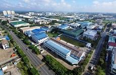 越南各工业区朝着可持续发展生态模式转型