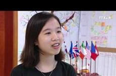 越南各所高校掀起大学生校园创业热潮