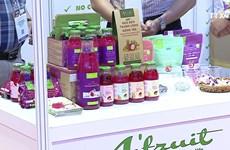 越南环境友好型产品亮相新加坡国际优质食品展
