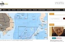 国际舆论纷纷谴责中国在东海的非法活动
