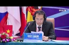 东盟各国加强合作打击海上毒品犯罪