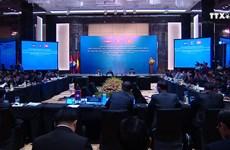 第18届柬老越三国禁毒合作部长级会议在河内举行