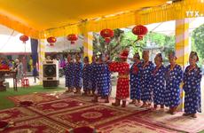 陈祠庙会正式开庙 吸引四面八方游客前来参加