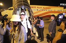越南海防至中国昆明直达航线开通
