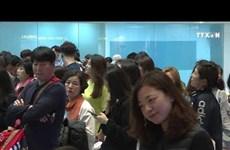 韩国免收越南公民短期签证费