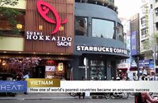 越南全球竞争力指数上升10位