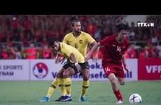 亚洲媒体盛赞越南国家足球队的胜利
