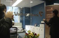 越南外贸股份商业银行在美国开设第一个分行