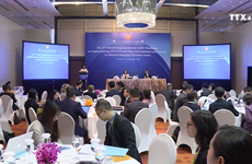 关于落实《海洋法公约》的第二次ARF研讨会召开