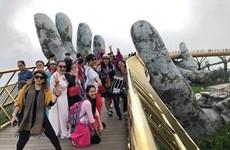 泰国游客在赴岘港国际游客人数排榜上位居第三