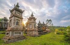 古香古色的普陀寺给游客留下深刻的印象(组图)