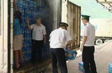今年前10月越南商品出口总额同比增长7.4%