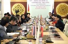 越通社与泰国公共关系部促进合作