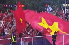 东运会男子足球:越南战平泰国  晋级半决赛
