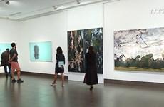 """""""不同与相同""""的越韩当代美术展  增加对两国绘画艺术的了解"""