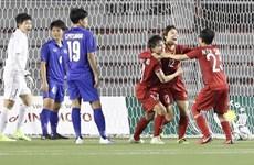 第30届东南亚运动会:越南国家女子足球队卫冕冠军