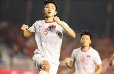 越南男足夺得东南亚冠军  欢乐喜庆气氛浓浓