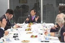 越南发布联合国安理会非常任理事国任期的优先事项