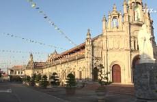 南定省各教区装扮一新  喜迎圣诞节