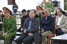 河内市人民检察院建议对阮北山执行死刑