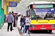 河内市要加快公交基础设施建设   提高公交车运营效率