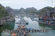 盖萍渔村——越南史前时期最大的海上古村