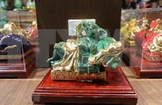 组图:钵场陶瓷村生肖鼠吉祥物摆件 新品上架款式多样