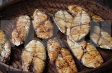 组图:清化烤鲭鱼——年味十足的礼品