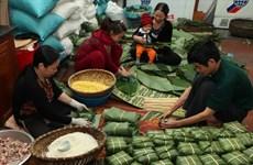 组图:越南人过春节