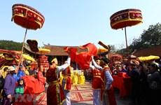 组图:2020年庚子春节古螺庙会热闹开庙