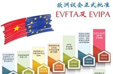 图表新闻:欧洲议会正式批准EVFTA及EVIPA