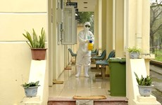 越南新增3例新冠肺炎确诊病例 累计确诊34例