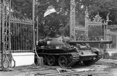 组图:历史性的胡志明战役——战略性决战