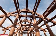 组图:掌山木屋业精华