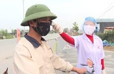 越南新增2例新冠肺炎确诊病例 累计确诊257例